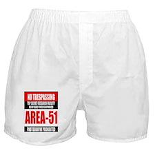 AREA-51 Boxer Shorts
