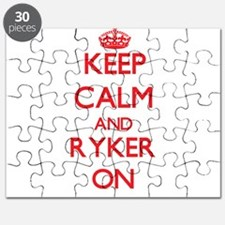 Keep Calm and Ryker ON Puzzle