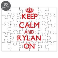 Keep Calm and Rylan ON Puzzle