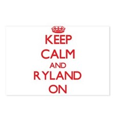 Keep Calm and Ryland ON Postcards (Package of 8)