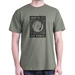 Drop Beats Not Bombs! Dark T-Shirt