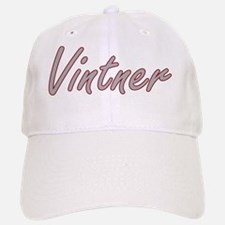 Vintner Artistic Job Design Baseball Baseball Cap
