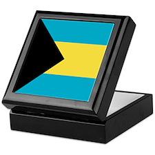 Funny Bahamas Keepsake Box