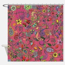 Flowers and Such! Shower Curtain
