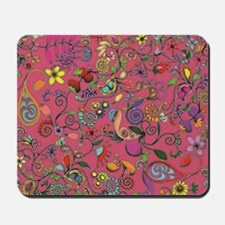 Flowers and Such! Mousepad