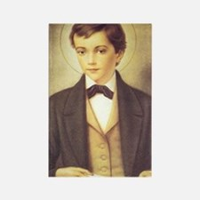 St. Dominic Savio Rectangle Magnet