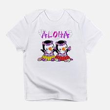 Aloha Penguins (5) Infant T-Shirt