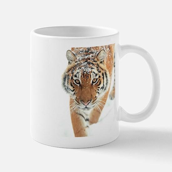 Snow Tiger Mugs