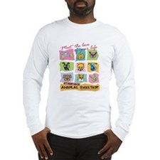 Unique Spca Long Sleeve T-Shirt