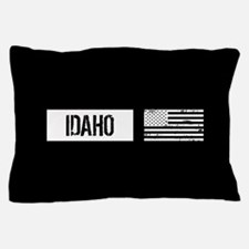 U.S. Flag: Idaho Pillow Case