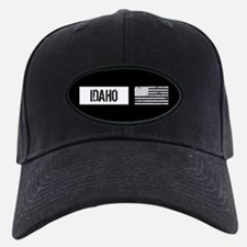 U.S. Flag: Idaho Baseball Hat