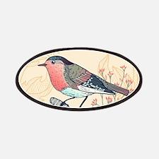 Beautiful Bird Patch