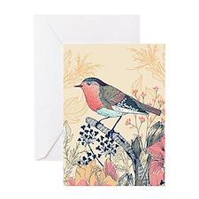 Beautiful Bird Greeting Cards