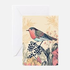 Beautiful Bird Greeting Cards