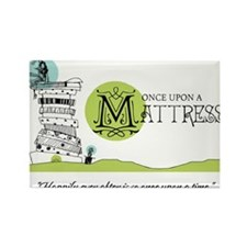 Cute Imprinted Rectangle Magnet (10 pack)