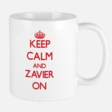 Keep Calm and Zavier ON Mugs