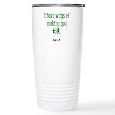 Unique Spiffy speech Thermos Mug