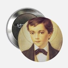 "St. Dominic Savio 2.25"" Button"