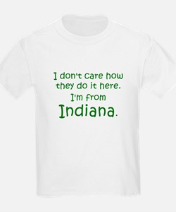 From Indiana T-Shirt