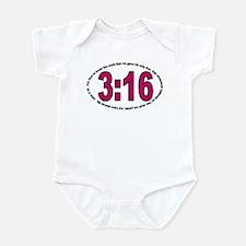 Three Sixteen Infant Bodysuit