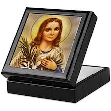 St. Maria Goretti Keepsake Box