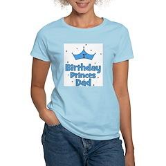1st Birthday Princes Dad! T-Shirt