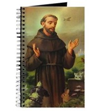 St. Francis of Assisi Journal