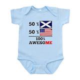 Scottish Bodysuits