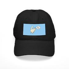 Cream Persian Tail Talk Baseball Hat