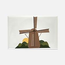 Dutch Windmill Magnets