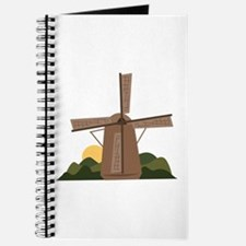 Dutch Windmill Journal