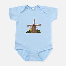 Dutch Windmill Body Suit
