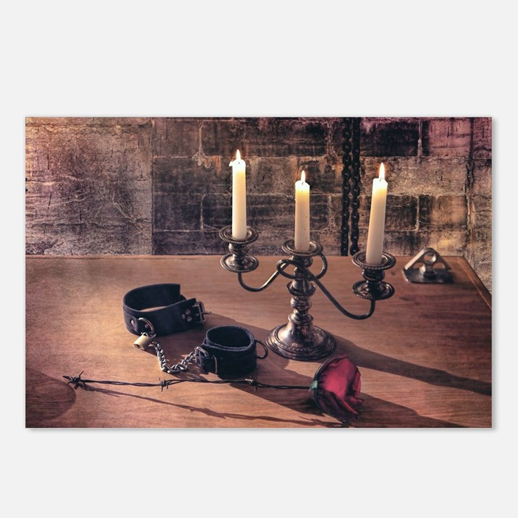 BDSM Rendezvous Postcards (Package of 8)