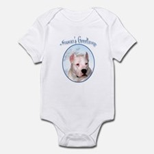 Dogo Season's Infant Bodysuit