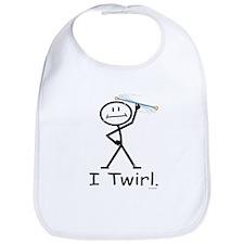 Baton Twirling Bib