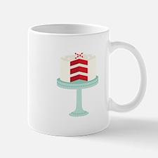 Red Velvet Cake Mugs
