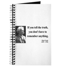Mark Twain 30 Journal