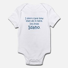 From Idaho Infant Bodysuit