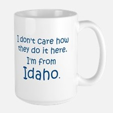 From Idaho Mug