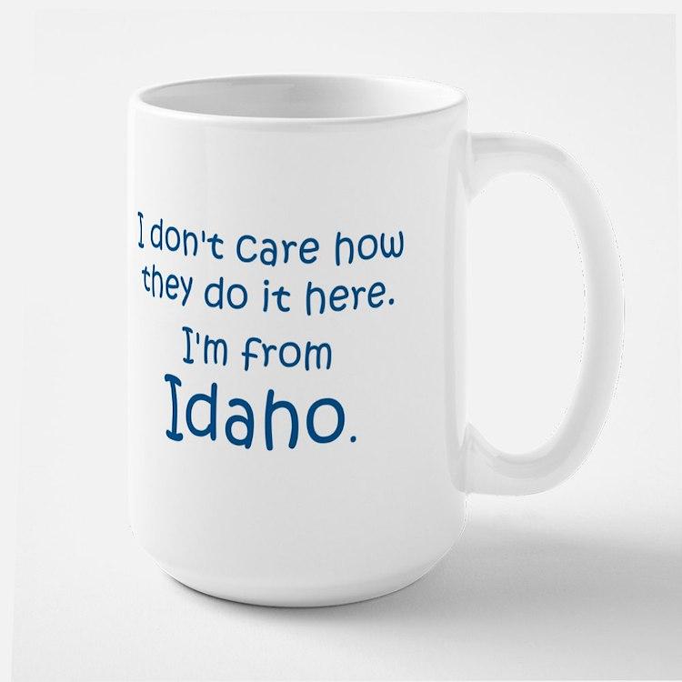 From Idaho Mug