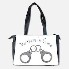 partners in crime Diaper Bag