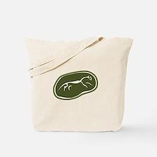 Uffington White Horse Tote Bag