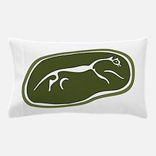 Uffington White Horse Pillow Case