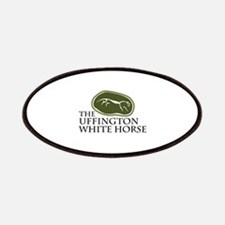 The Uffington White Horse Patch