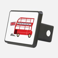 London Bus Hitch Cover