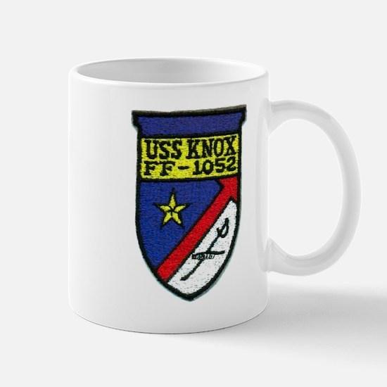 USS KNOX Mug