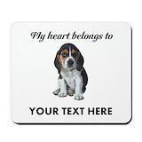 Beagle Classic Mousepad