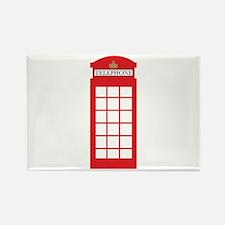 Telephone Box Magnets