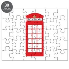 Telephone Box Puzzle
