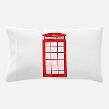 Telephone Box Pillow Case